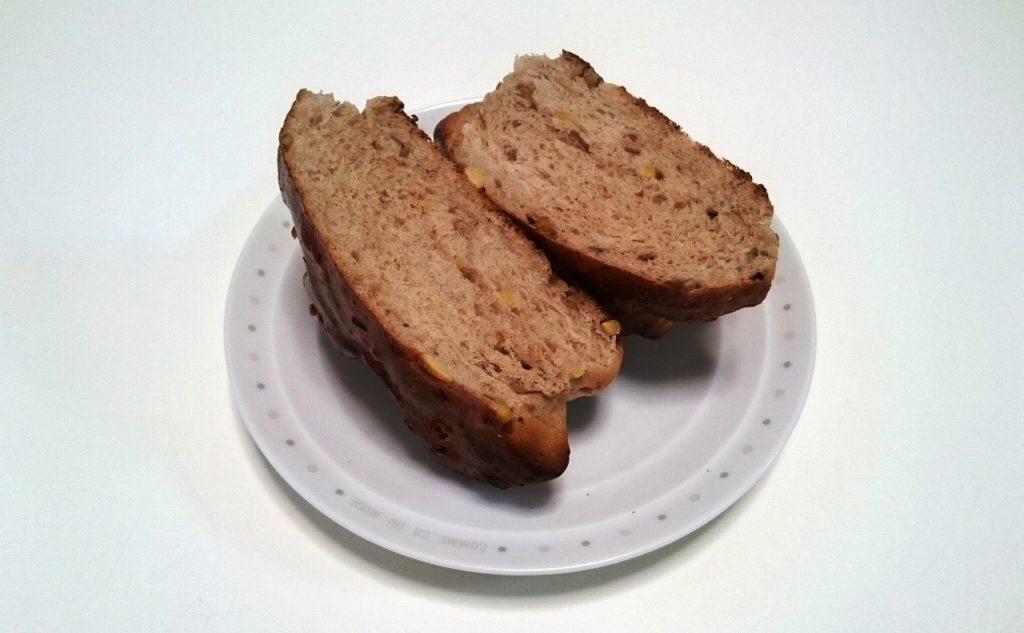もみじの香りのくるみパン