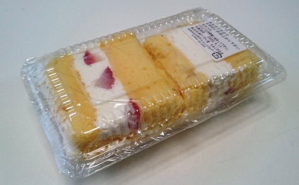 さいかい堂のはしっこケーキ
