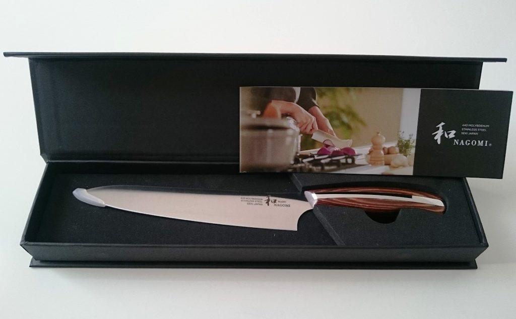 和NAGOMIのペティナイフ