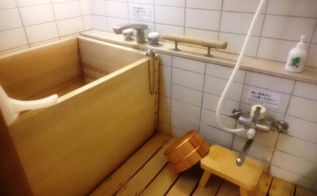 大正屋のお風呂